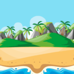 Island analogy to forming a research question